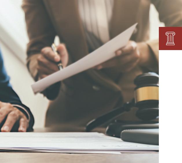 Bóné Ügyvédi Iroda, általános jogi feladatok