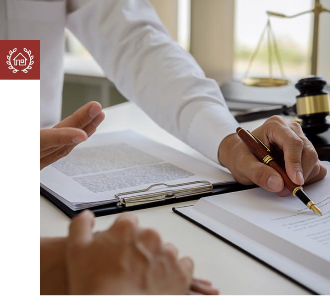 Bóné Ügyvédi Iroda, ingatlanjogi ügyletek