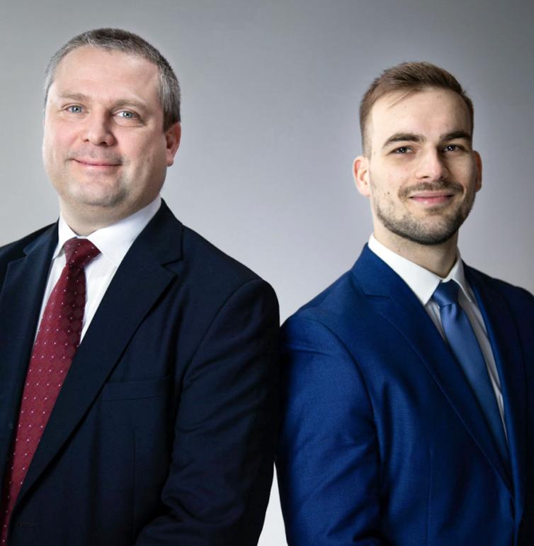 Bóné László és Erényi Martin - Bóné Ügyvédi Iroda