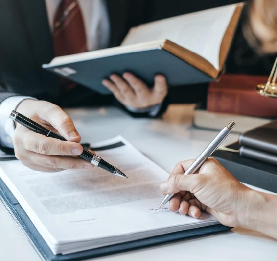 Bóné Ügyvédi Iroda, tárgyalások tranzakciók során és képviselet